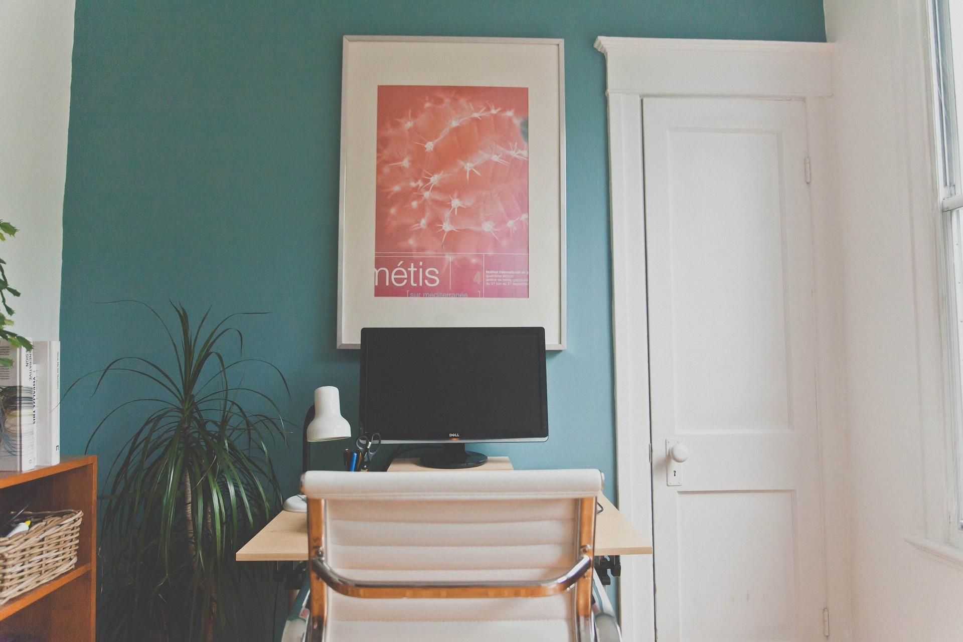 Maak van uw kantoor aan huis een succes