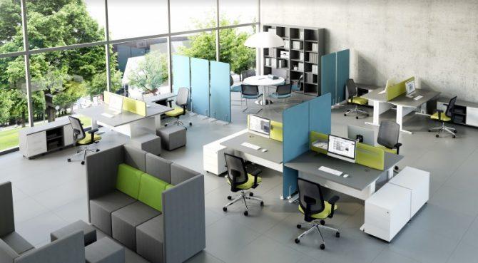 Moet een kantoor nog steeds strak en zakelijk ingericht zijn?