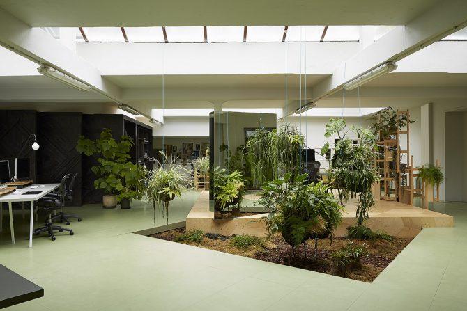 Wat is het nut van een groen kantoor?