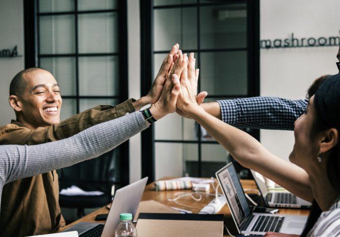 Simpele tips om geluk op het werk te vergroten