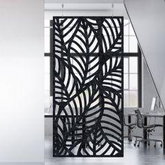 Scheidingswand bureau 54cm wit