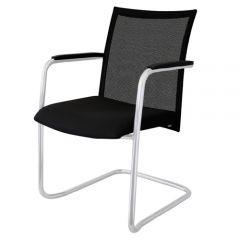 Bezoekersstoel netbespanning