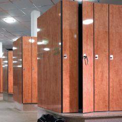 Garderobekast Cambio HPL