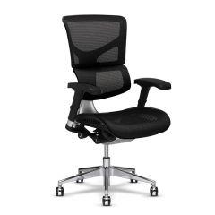 X-Chair bureaustoel X1 (zwart)