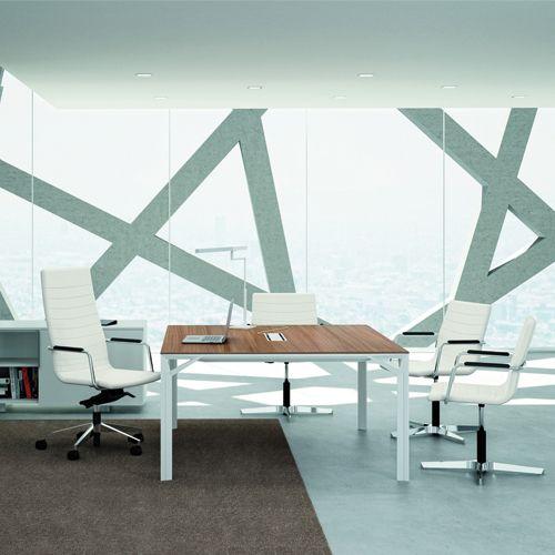 Lage Design Stoelen.Bureaustoel Dahlia Met Lage Rugleuning