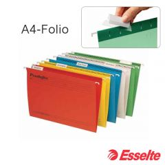 A4-Folio hangmappen Esselte